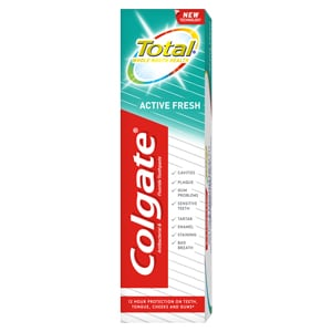 Colgate Total Active Fresh tannkrem